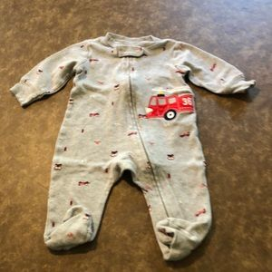 Carters Footsie Outfit (#2736)